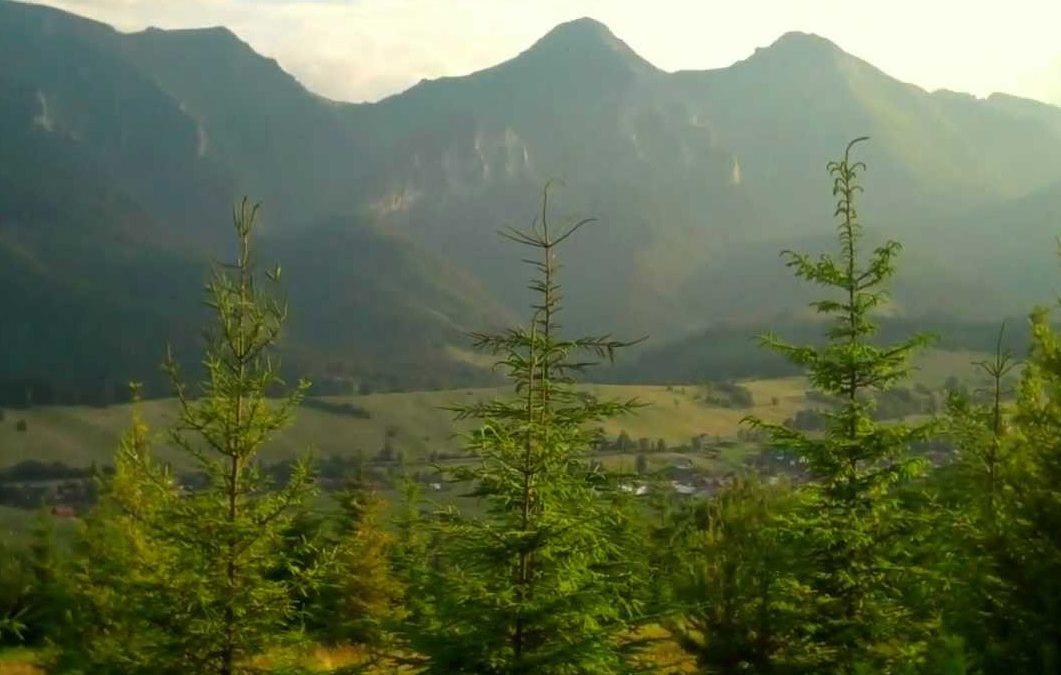 Hrebeňovka Pieninským národným parkom